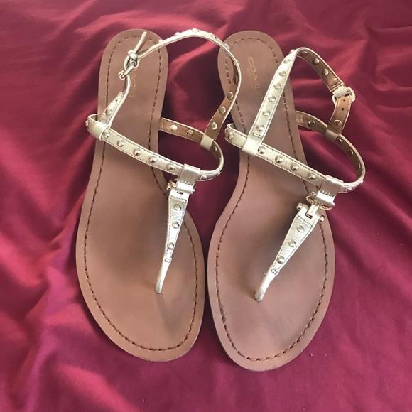 Coach Shoes - Coach mini wedge sandal